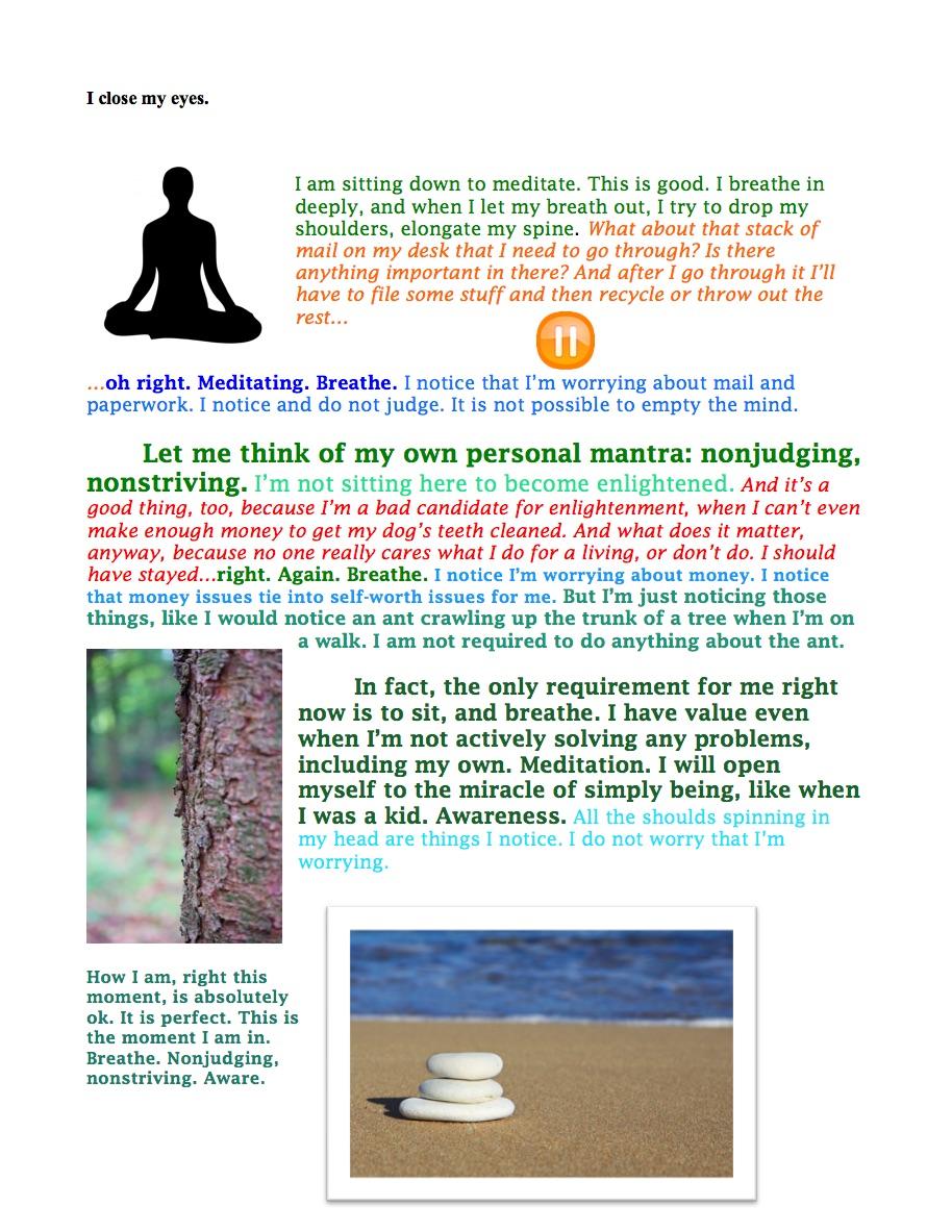 visual meditation 1